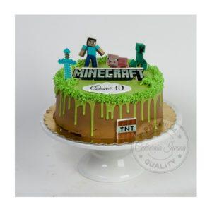 Minecraft - krem + wydruki